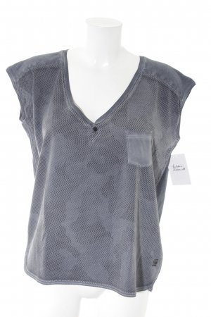 Gstar T-Shirt graublau Casual-Look