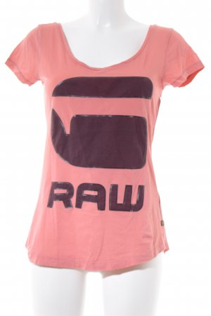 Gstar T-Shirt lachs Casual-Look