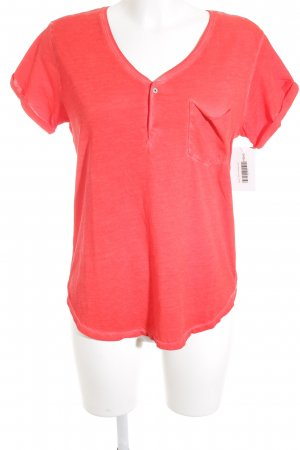 Gstar T-Shirt rot Casual-Look