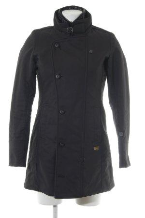 Gstar Cappotto invernale nero stile casual