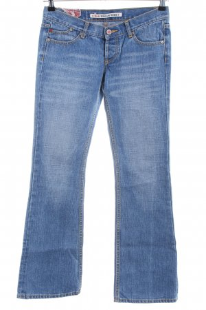 Gsus Jeans svasati blu stile casual
