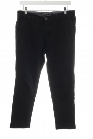 Gsus Straight-Leg Jeans schwarz Street-Fashion-Look