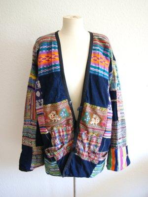Vintage Chaqueta multicolor