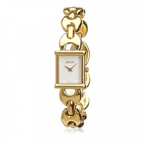 Gucci Reloj color oro acero inoxidable
