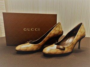 Gucci 317047 Schuhe Pumps Gr.38 in Originalkarton