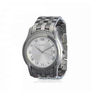 Gucci 5500 Stainless Steel Watch