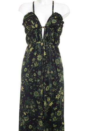 Gucci Abendkleid florales Muster Elegant