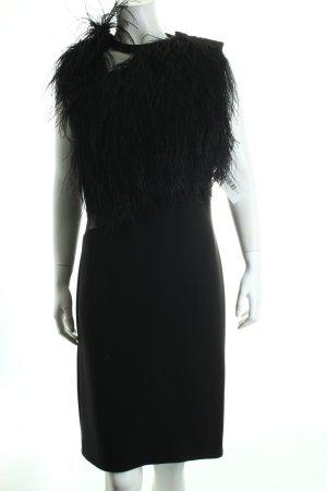 Gucci Abendkleid schwarz 40ies-Stil