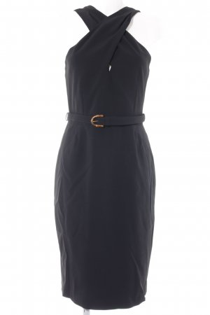 Gucci Abendkleid schwarz Business-Look