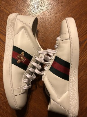 Gucci Ace Bee Sneaker 100% Original