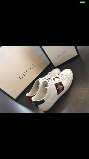 Gucci Sneakers white leather