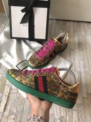 Gucci Lace Shoes multicolored