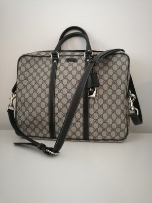 Gucci Porte-documents noir-gris