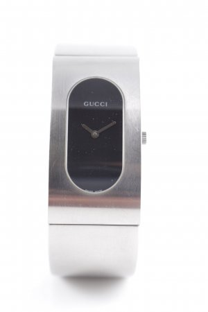 Gucci Analog Watch silver-colored casual look