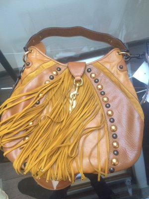 Gucci Fringed Bag multicolored