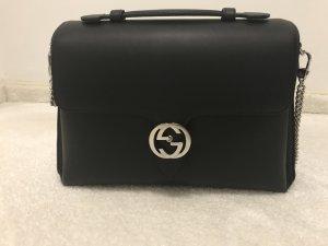 Gucci Handbag black leather