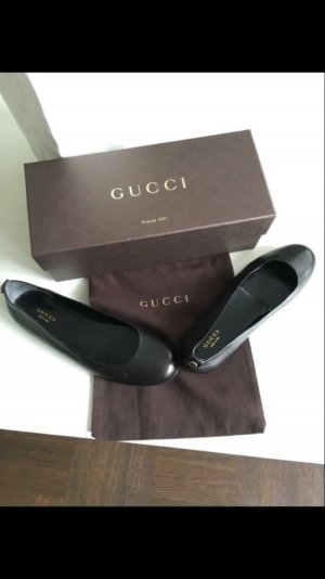 Gucci Ballerinas in 38 wie neu!