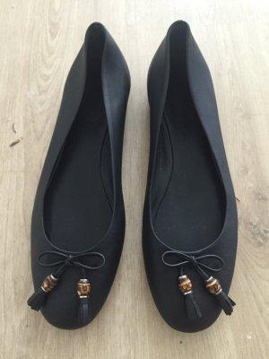 Gucci Ballerinas neuwertig schwarz