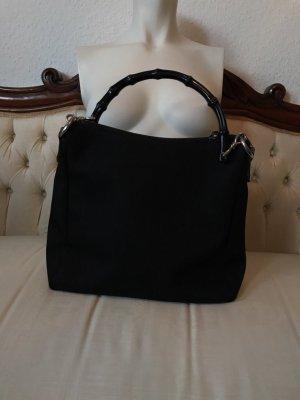Gucci Handbag black synthetic material