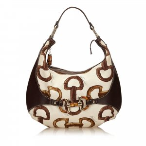 Gucci Bamboo Amalfi Shoulder Bag