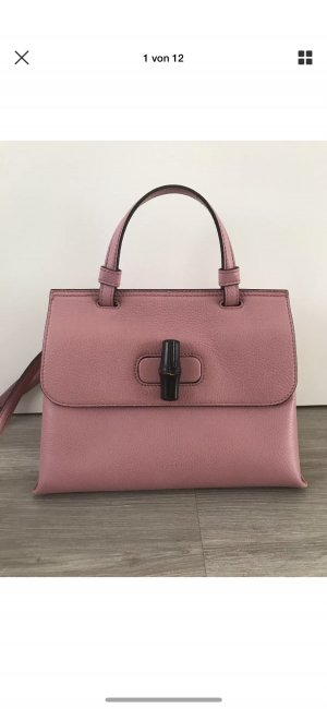 Gucci Bamboo Daily Bag rosa