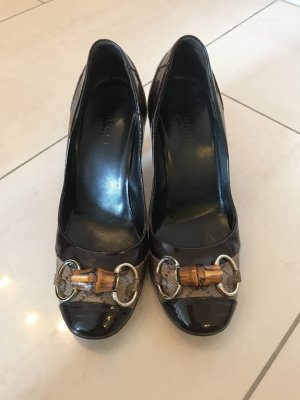 Gucci bamboos Schuhe