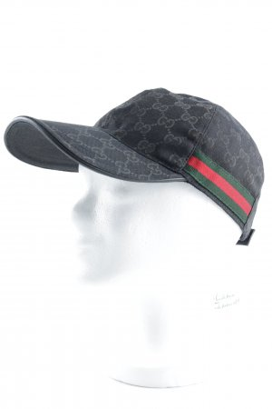 Gucci Baseball Cap multicolored athletic style