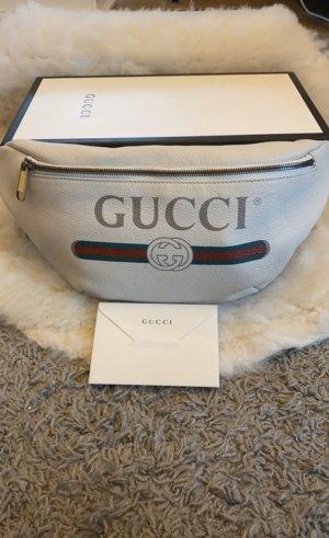 Gucci Marsupio bianco