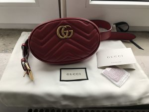 Gucci Banane rouge brique
