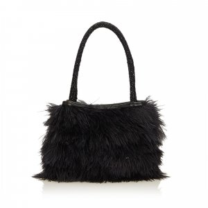 Gucci Beaded Feather Tote