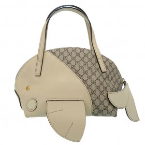 Gucci Bear kids fishHand bag