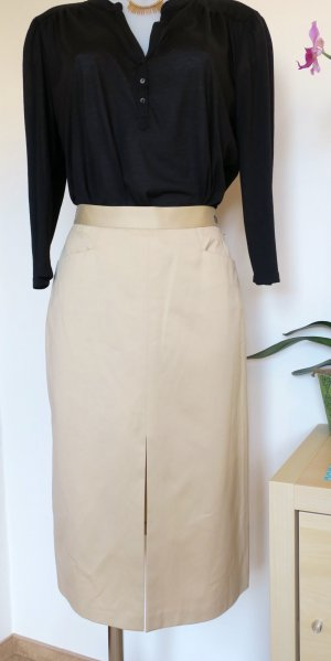 Gucci Pencil Skirt beige