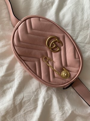 Gucci Riñonera rosa