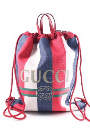 Gucci Pouch Bag printed lettering unisex article