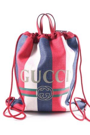 Gucci Bolso tipo marsupio letras impresas artículo unisex