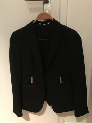 Gucci Jacket black-gold-colored