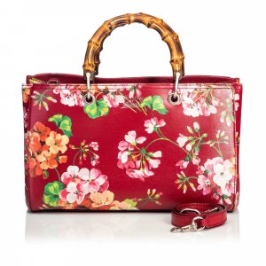 Gucci Blooms Bamboo Shopper
