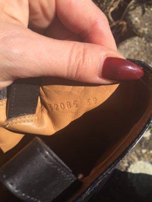 Gucci Chelsea laarzen zwart-zilver