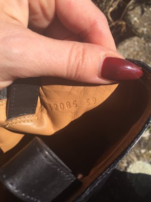 Gucci Chelsea Boot noir-argenté