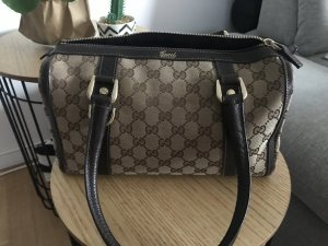Gucci Bowling Bag bronze-colored-beige
