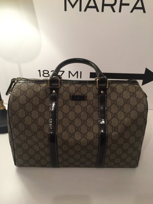 Gucci Handbag light brown-dark brown