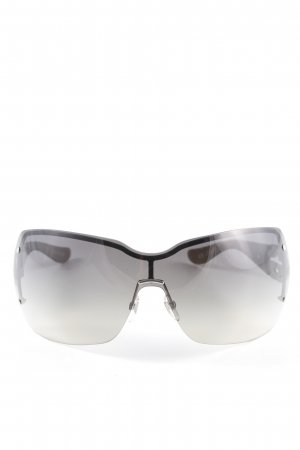 Gucci Glasses green grey casual look