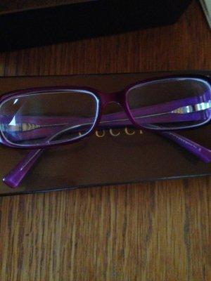 Gucci Brille mit Gläsern