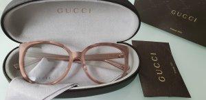Gucci Brille mit Logo