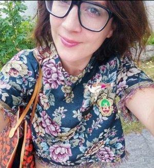 Gucci Glasses black brown