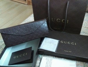 Gucci Brillenetui NEU mit OVP