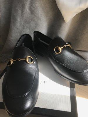 Gucci Moccasins black