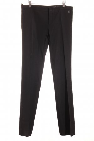 Gucci Bundfaltenhose dunkelblau Business-Look