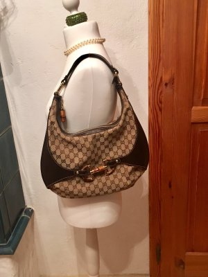 Gucci - Canvas Shoulder bag
