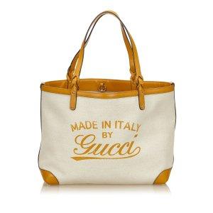 Gucci Bolso de compra blanco